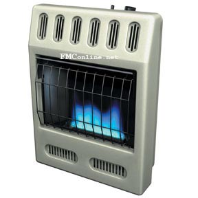 Glowarm blue flame vent free heaters and blue flame vent free heaters accessories for Glowarm, Comfort Glow, Reddy and Vanguard by Desa